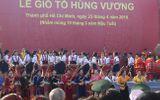 Tin tức - Hàng nghìn người nô nức dự lễ giỗ Tổ Hùng Vương ở TP Hồ Chí Minh