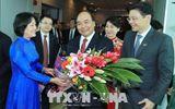 Tin tức - Thủ tướng Nguyễn Xuân Phúc bắt đầu thăm chính thức Singapore
