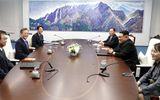 Em gái ông Kim Jong-un: Người phụ nữ duy nhất trên bàn đàm phán