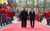 [Infographic] 9 quan chức sát cánh cùng ông Kim Jong-un trong hội nghị thượng đỉnh liên Triều