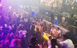 Quán bar trung tâm Sài Gòn bị cảnh sát bất ngờ phong toả