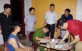 Hà Nam: Bắt quả tang sới bạc khủng trong biệt thự 4 tầng