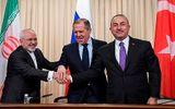 Nga, Thổ Nhĩ Kỳ và Iran nhóm họp bàn về vấn đề Syria