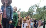20 ngàn lượt người viếng mộ Đại tướng Võ Nguyên Giáp ngày 30/4
