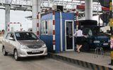 Tài xế dừng xe phản đối, BOT Ninh Lộc phải xả trạm trong ngày 1/5