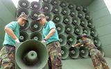 Hàn Quốc và Triều Tiên bắt đầu dỡ bỏ loa phóng thanh dọc biên giới