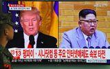 Ông Kim Jong-un có thể sẽ gặp ông Donald Trump ở biên giới liên Triều