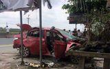 Hải Phòng: Điều tra vụ xe ô tô nổ tan tành trong đêm nghi bị gài mìn