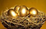 Giá vàng hôm nay 3/5/2018: Vàng SJC quay đầu tăng 40 nghìn đồng/lượng