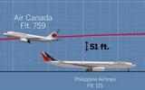 """Cận cảnh """"thảm họa hàng không lớn nhất trong lịch sử"""" suýt xảy ra vì nhầm đường băng"""