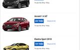 Bảng giá xe Hyundai tháng 5/2018 mới nhất tại Việt Nam