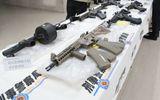Đài Loan: Phá  đường dây buôn lậu vũ khí trị giá triệu đô