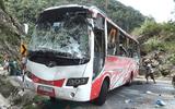 Vụ tai nạn trên đèo Khánh Lê: Hướng xe về phía vách núi để tránh lao xuống vực