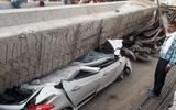 Sập cầu vượt đang xây ở Ấn Độ, ít nhất 18 người chết