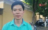 CLIP ĐỘC QUYỀN: Bác sĩ Hoàng Công Lương giải thích lý do sử dụng quyền im lặng