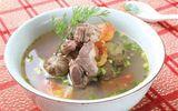 Món ngon bữa trưa: Canh sườn nấu sấu chua, người khó tính cũng phải khen ngon