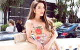 """Lý Nhã Kỳ """"biến hóa chóng mặt"""", diện váy xuyên thấu tại Cannes"""