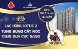 Chỉ từ 30.1 triệu/m2 sở hữu căn hộ cao cấp tại trung tâm phía tây Hà Nội