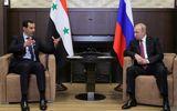 Lãnh đạo hai nước Nga và Syria nói gì trong cuộc gặp ở Sochi?