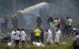 Ngổn ngang mảnh vụn vụ rơi máy bay ở Cuba khiến hơn 100 người thiệt mạng