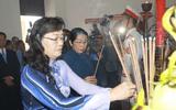 Lãnh đạo TP Hồ Chí Minh dâng hương tưởng niệm Bác Hồ