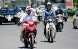 Dự báo thời tiết ngày 21/5: Hà Nội ngày nắng 37 độ C, chiều tối mưa dông