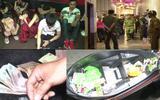 """Tin tức - 11 người """"phê"""" ma túy trong quán karaoke bị khởi tố"""