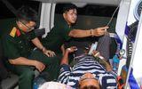 Tin tức - Trực thăng bay xuyên đêm ra Trường Sa cứu bệnh nhân nhồi máu cơ tim