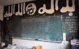 """Cận cảnh """"hang ổ"""" đào tạo chiến binh nhí của IS ở Nam Damascus."""