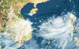 Xuất hiện vùng áp thấp trên khu vực Biển Đông