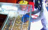 """Chủ tiệm vàng báo bị trộm đột nhập """"cuỗm"""" tài sản trị giá hơn 1 tỉ đồng"""