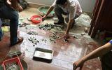 """Hình sự đặc nhiệm đánh sập """"lò"""" sản xuất ma túy cực lớn ở Sài Gòn"""