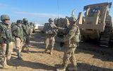 Mỹ tiếp tục thiết lập căn cứ ở biên giới Syria-Iraq, không có dấu hiệu rút quân