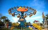 Thiên đường vui chơi giải trí bên bờ kỳ quan Tuần Châu - Hạ Long