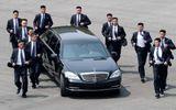 Triều Tiên sử dụng các biện pháp an ninh độc nhất vô nhị để bảo vệ ông Kim Jong-un ở Singapore