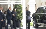 """Tổng thống Trump khoe siêu xe """"quái thú"""" với nhà lãnh đạo Kim Jong-un"""