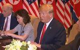 Video: Cận cảnh ông Trump và ông Kim phát biểu trong hội nghị thượng đỉnh Mỹ-Triều