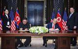 Ông Donald Trump: Hội nghị thượng đỉnh Mỹ-Triều đạt kết quả ngoài mong đợi