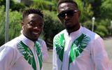 Tin tức World Cup 2018: ĐT Nigeria nổi bật tại Nga, Anh xây hàng rào 4m bảo mật chiến thuật