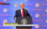 Tổng thống Trump tuyên bố ngừng các cuộc tập trận với Hàn Quốc