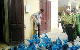 Thanh Hóa: Bắt giữ xe tải chở hơn 3 tạ tê tê sống