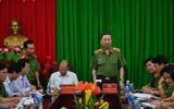 Bộ trưởng Tô Lâm vào Bình Thuận chỉ đạo đảm bảo an ninh trật tự