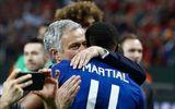 HLV Mourinho sẵn sàng để Martial rời MU với điều kiện bất ngờ