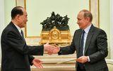 Nhà lãnh đạo Triều Tiên Kim Jong-un bất ngờ gửi thư tay cho Tổng thống Nga Putin