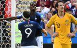 Thi đấu quả cảm, đội tuyển Australia vẫn ngậm ngùi nhận thất bại trước Pháp