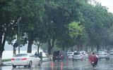 Tin trong nước - Dự báo thời tiết ngày 18/6: Xuất hiện áp thấp, cảnh báo mưa lớn trên diện rộng