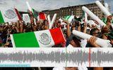"""Tin tức - Thắng Đức tại World Cup 2018, CĐV Mexico ăn mừng cuồng nhiệt gây """"địa chấn"""""""