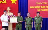 """Quảng Ninh thưởng """"nóng"""" lực lượng phá đường dây vận chuyển gần 24 kg ma túy"""