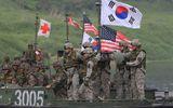 Mỹ tiết kiệm được một khoản tiền khổng lồ khi ngừng tập trận chung với Hàn Quốc