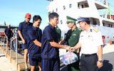 Tin tức - 31 ngư dân gặp nạn trên biển đã vào bờ an toàn